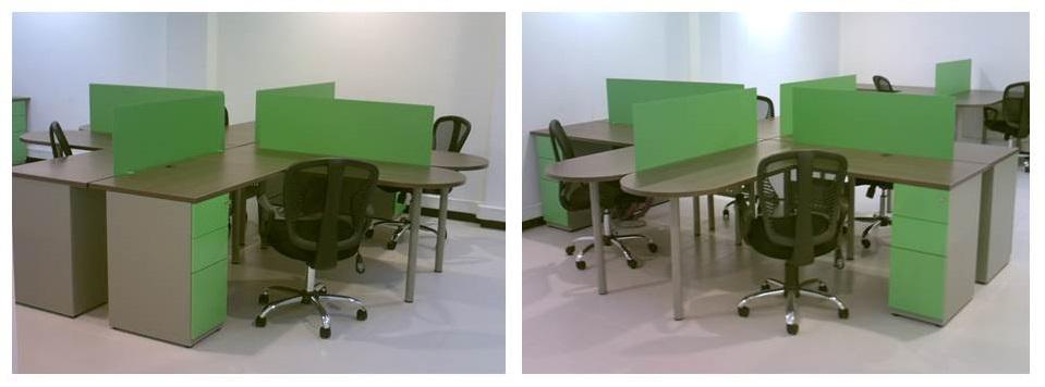 Muebles para oficina.