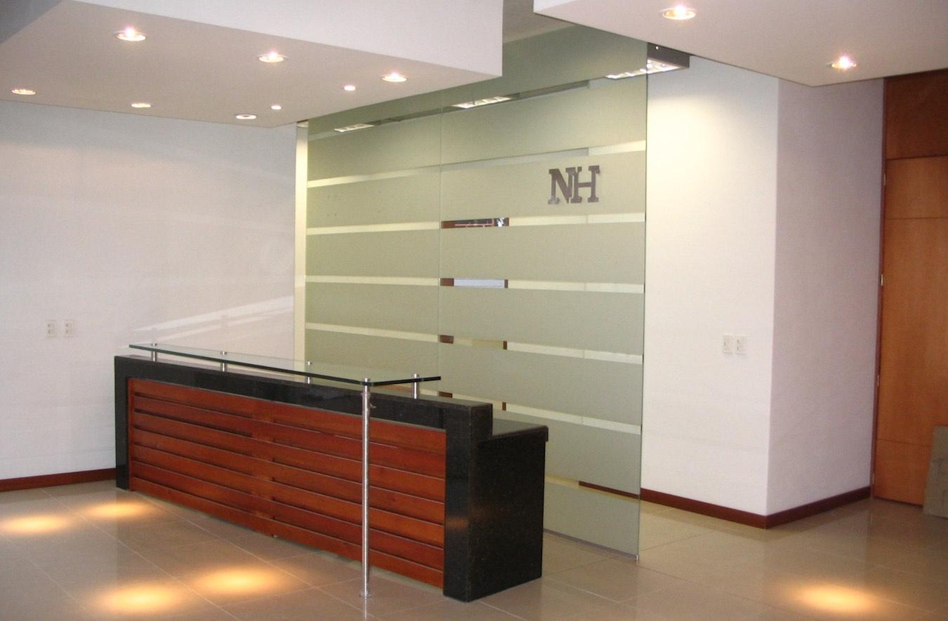 Dise o de oficinas metodo de planificaci n architect for Recepcion oficina moderna
