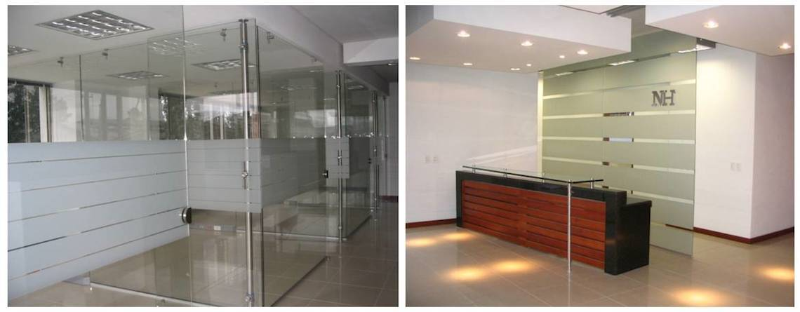 Dise o de oficinas remodelaci n obra civil architect for Remodelacion oficinas