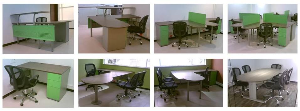 Muebles modulares para oficina architect colombia for Escritorios modulares para oficina